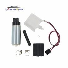 12V GSS342 HFP-342 255LPH Universal Fuel Pump For Lexus Toyota Tercel Tundra Venza Yaris Genuine Flow Installation Kit Fuel Pump