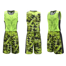 Mens Basketball Jersey Blank Jerseys Quick Dry Sports Trainning Shirt Set Male Breathable Basketball Clothes Team Uniforms