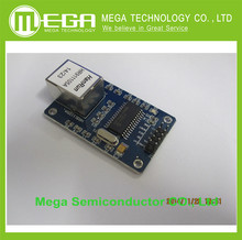 5pcs/lot ENC28J60 SPI interface network module Ethernet module(China)