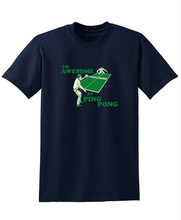 GILDAN I'm Awesome At Ping Pong funny college t shirt