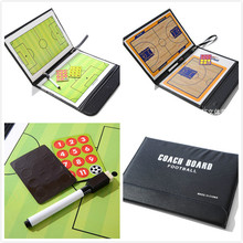 Promotion Soccer Football/Basketball coach Strategy Board Tactics Board Coaching Board luxury version Free shipping GYH