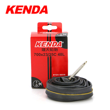 KENDA New Come Bike Inner Tires Road Bicycle Inner Rubber Tube Tires 700*18/23c 700*23/25c 700*28/32c 700*35/43c Cycling Parts(China)