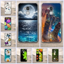 3D TPU Soft Shell for Huawei Honor 5C / 7 Lite Phone Case Back Cover Phone Cases for Huawei Honor 5C / 7 Lite Capa Protector