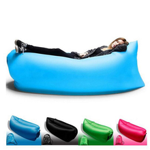 Free Shipping Air Sofa Inflatable Lazy Bag Sleeping Bag Laybag Lounger Chair Couch Saco de dormir  z127