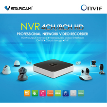 New Vstarcam NVR Eye4 Onvif 8CH NVR Network Video Recorder For Vstarcam IP Camera HDMI Output Interface Cloud Storage