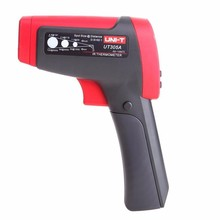 UNI-T UT305A 50:1 Non Contact Infrared IR Thermometer Laser Temperature Gun Meter Range -50~1050 Degree(China)