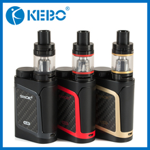 Original Smok AL85 Kit with 85W AL85 Box Mod Vape and 3ml TFV8 Baby Tank Atomizer elektronik sigara Kit VS SMOK Alien istick
