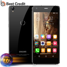 Case+Glass)gift!Original Uhans S1 Mobile Phone 5.0 inch Android 6.1 4G LTE Octa Core MTK6753 1.3GHz 13MP Camera 3G RAM 32G ROM