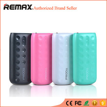REMAX Mini Cute Power Bank 5000 MAH Portable Charging Powerbank External Mobile Battery Charger bateria externa For iPhone 6 HTC