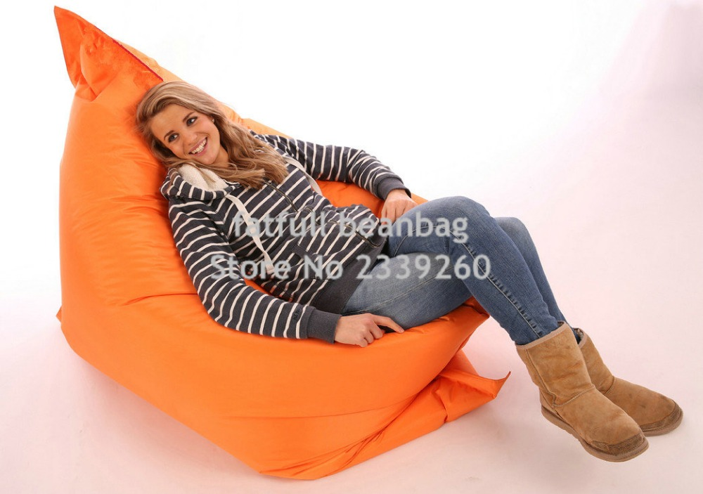 Cover Only No Filler  Large Bean Bags Outdoor Beanbag FATBALL   WATERPROOF  ANTI AV Portable Sofa Saet Bean Bag Chair Part 28