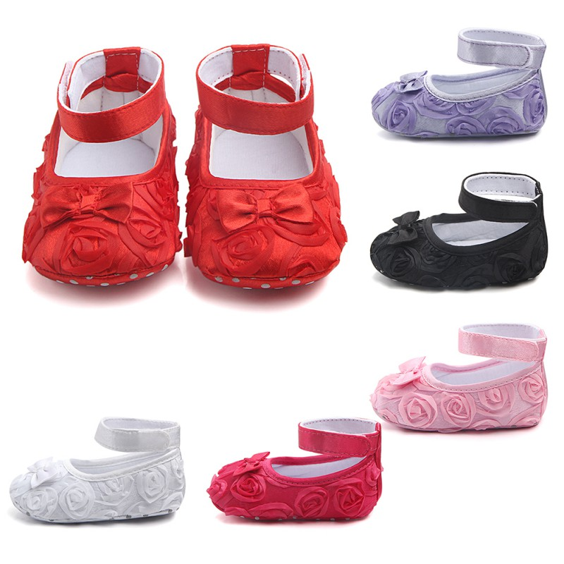 c7dabd99ef163 2019 New Soft Sole Kids Baby Girl Shoes Anti Slip Cotton Toddler ...
