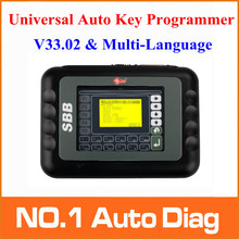 2015 Top Quality SBB Auto Key Programmer SBB V 33.02 Key Programmer Support Multi-languages Key maker Free Shipping