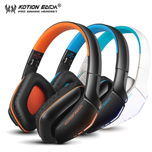 Buy KOTION EACH B3506 Wireless Bluetooth Headphones Gaming headset auriculares fone de ouvido earphone Headphone Microphone for $21.90 in AliExpress store