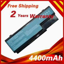 4400mAh 11.1V Laptop Battery for Acer Aspire 7230 7235 7330 7520 7530 7720 7730 7735 7738 AS07B51 AS07B52 AS07B61 AS07B71(China)