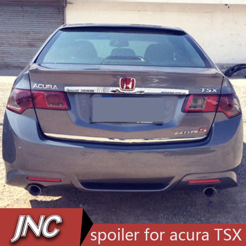 Compare prices on exterior primer online shoppingbuy low price tsx trunk spoiler 09 13 abs plastic material spoiler wing for acura tsx spoiler primer sciox Images