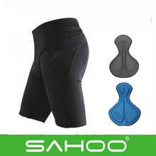 Super Sale! Outdoor SAHOO Men's Sportswear Bike Sports Padded Breathable Shorts Pants M-XXL(China)