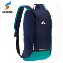 10L 2017 Top Quality Nylon Fabric Brand New Unisex Waterproof Nylon Chest Bag Men Women Running Shoulder Bag Outdoor Sports Bag