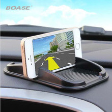 Multi-functional car Anti Slip pad Rubber Mobile Phone Shelf Antislip Mat For GPS/ MP3/ IPhone/ Cell Phone Holder(China)