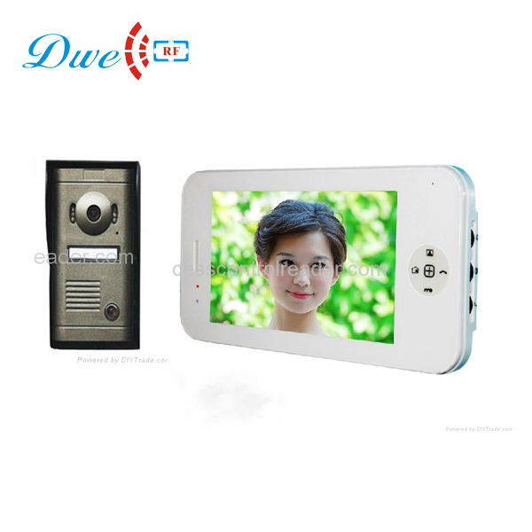 7 Inch Video Door Phone/ Wired building Intercom system<br><br>Aliexpress