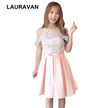 high school formal teen short girls sweet 16 elegant ladys satin dress for  fitted party bridesmaid dresses for wedding party 87eaa83b34fa