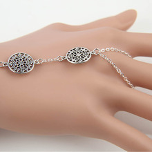 Company HQ Bracelets Anklets Ladies Exaggerated Joker Snowflake Pendant Accessories Explosions L293