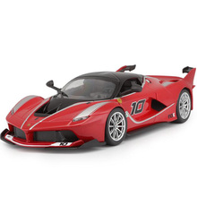 1/24 Ferrary FXXK scale die cast model car simulation original Diecasts&Vehicles High Simulation Toy MODEL