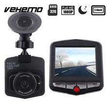 "Vehemo Car Camera Full HD 1080P 2.4"" LCD Car DVR Dashcam Dash Cam Camera G-Sensor IR Night Vision DVR Recorder"