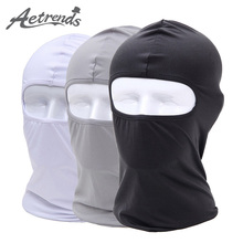 [AETRENDS] New Mask Hat Balaclava Skullies Adventure Hats for Men Scarf or Women Neck Warm Cap Z-694()