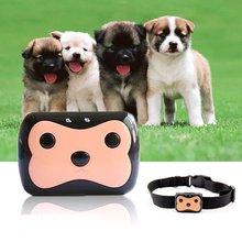 Dog Cat Realtime Anti-lost GPS tracking Device Global GPS Pet Training Activity Collar Monitor Free Online GSM Sim Card