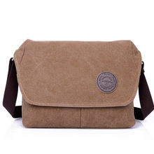 hot sell 2016 men messenger bags high quality men's travel bag male shoulder bag classical design men's canvas bags wholesale