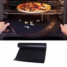 Teflon Non-stick Reusable BBQ Grill Mats Sheet Baking Mat Cooking Outdoor Barbecue Tools Accessories Barbecuing Outdoor Heating