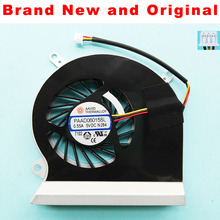 Brand New and Original CPU fan for MSI GE60 16GA 16GC  laptop cpu cooling fan cooler PAAD06015SL N284