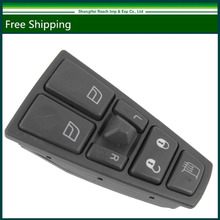 e2c Master Control Window Switch For Volvo Truck FH12 FM VNL FH12 FM12 FM9 OE#: 20752918/20568857/20455317/20452017/2036721(China)