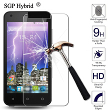 Screen Protector Tempered Glass Film For Fly FS454 nimbus 8 Anti-Explosion 9H 2.5D Premium Protective Films Case
