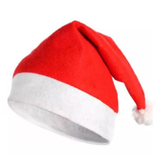 Hot Sale Classic Christmas Xmas Santa Claus Hat Christmas Party Hats For Adult Kids Festive Supplies(China)