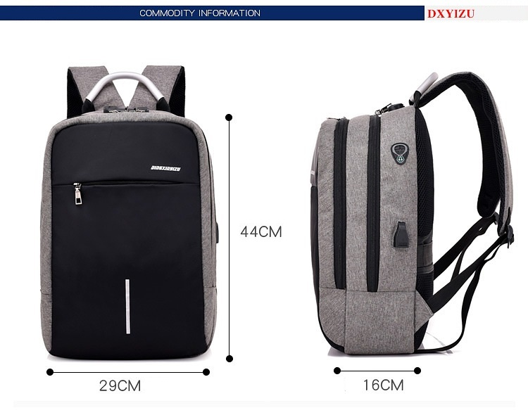 6cf1eb34a2 Detail Feedback Questions about Anti theft Backpack with Password ...