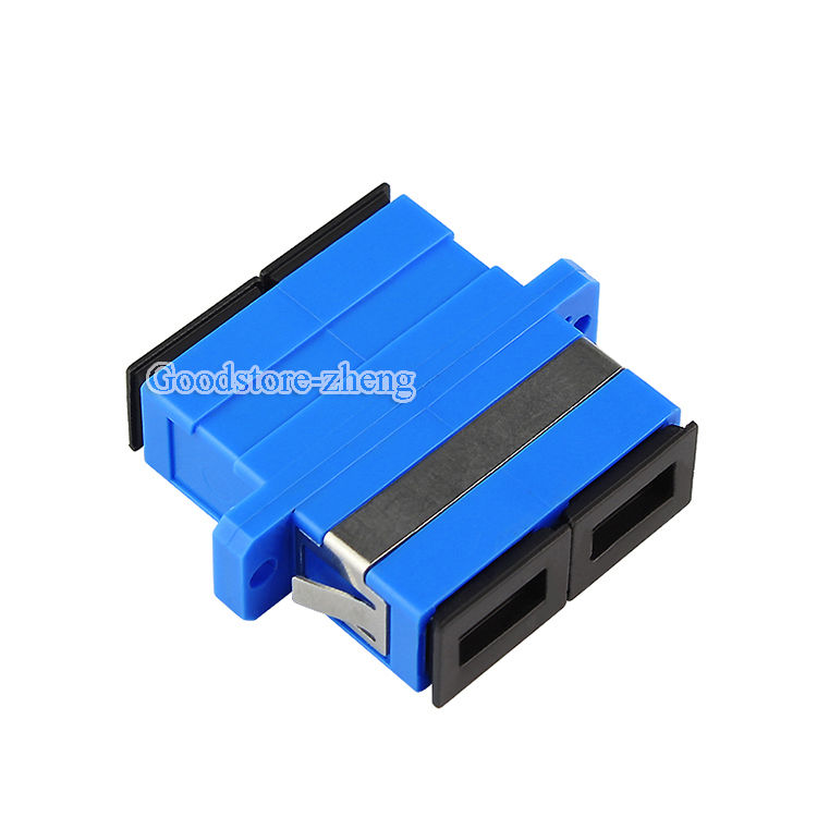 20 pcs SC-SC Fiber Adapter Connector Duplex Coupler