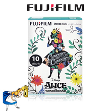 Fujifilm Instax Mini 8 Film New Alice in Wonderland 10 Sheets Photo Paper For Fujifilm Fuji Instax Mini 8 7s 25 20 50s 90 Camera