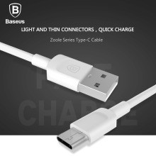 Original Baseus USB 3.1 Type C Cable Type-C to USB 3.0 A Charging sync data For Nokia N1 Google Nexus 5X / 6P Letv 1 pro