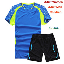 male female Children's badminton Suit Jersey clothes, boys and girls table tennis Jersey,tennis Suit clothes,short sleeve jersey
