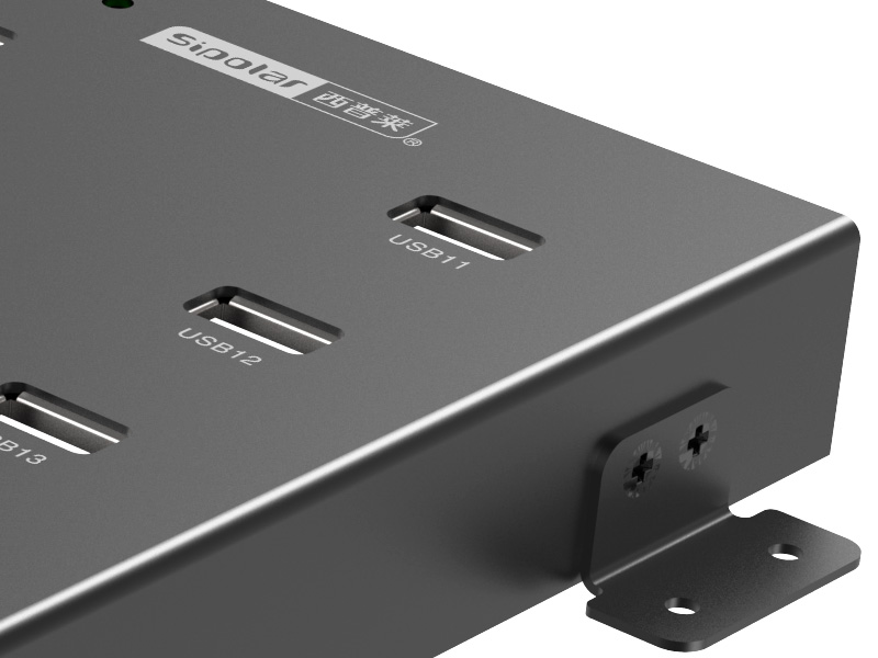 20 Port USB charger provides you with a solution for charging up to 10 different devices simultaneously(China)