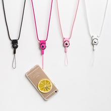5000pcs Rotation Cell Phone Mobile Phone Neck Chain Straps Key Keychain Hang Rope Lariat Lanyard Detachable Camera Straps Univer
