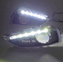 FREE SHIPPING, DLAND FOR 2010-2012 IX35 LED DAYTIME RUNNING LIGHT/ FOG LAMP