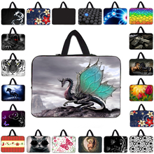 Carrying Computer Bag 10 15 17 12 13 14 15.6 13.3 15.5 17.4 inch Neoprene Sleeve Laptop Cases For Asus Series Macbook Pro Lenovo