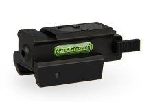 Green Laser Sight with 20mm Mounting System Fits on Most Handguns & Rifles W/ Weaver Rail CL20-0018