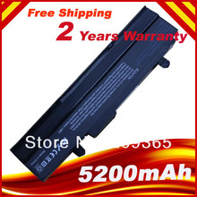 5200mah Battery A32-1015 PL32-1015 For Asus Eee PC 1016 1215P 1215N VX6 Black