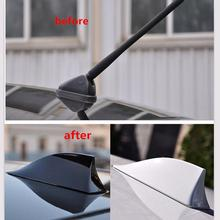 2017 Car Antenna Shark Fin Radio FM Signal Aerials for vw t5 hyundai tucson  mercedes w211 ssangyong alfa romeo 159  Accessories