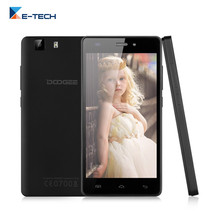 Original DOOGEE X5 Smartphone MT6580 Quad Core 5.0 inch Android 5.1 Dual SIM Card 8.0MP 1G RAM 8G ROM Mobile Phone