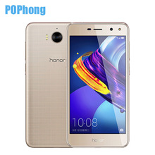 New Arrival Huawei Honor Play 6 Android 6.0 Quad Core 5.0 inch Cell Phone 2GB 16GB MT6737T 8.0MP Camera FM Radio GPS S