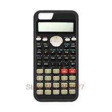 Retro Series Scientific Calculator  cellphone case cover for Iphone 4S 5 5S 5C 6 Plus for Samsung galaxy S3 S4 S5 S6 Note 2 3 4